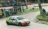 28. Adam Kopcych i Potr Giedryś - Peugeot 306 S16.