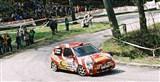 33. Wojciech Herban i Bartosz Herban - Renault Clio Sport.