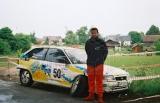 12. Tomasz Gryc i Marek Kaczmarek - Opel Astra Gsi.