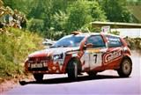 05. Wojciech Karłowski i Patryk Lempke - Renault Clio Sport.