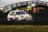 02. Kamil Sokołowski i Dariusz Andrzejewski - Peugeot 106 Rallye
