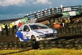 05. Norbert Guzek i Krzysztof Zubik - Peugeot 206 XS.
