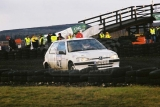 07. Mariusz Strzałkowski i Michał Bojar - Peugeot 106 Rallye.