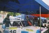 10. Paweł Omlet i Marek Kaczmarek - Ford Escort RS2000