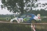 06. Tomasz Czopik i Łukasz Wroński - Subaru Impreza STi
