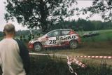 16. Łukasz Szterleja i Marek Lisicki - Peugeot 206 XS
