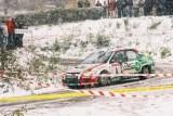 01. Tomasz Kuchar i Jakub Gerber - Mitsubishi Lancer Evo VII.