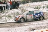 07. Piotr Meresiński i Marek Brzozok - Renault Clio.