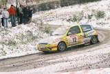 08. Bartłomiej Boruta i Sławomir Grabarkiewicz - Renault Clio Sp