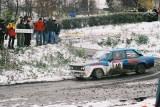 13. Tomasz Cecot i Leszek Fucik - Fiat 131 Abarth.
