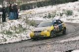 16. Filip Nivette i Marcin Jastrzębski - Opel Astra II OPC.