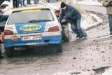 20. Jakub Iwanek i Jacek Konasiuk - Peugeot 106.