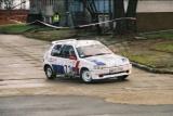 01. Kamil Sokołowski i Sebastian Trzaska - Peugeot 106.