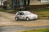 09. Rafał Strzelecki i Beata Balcerak - Peugeot 106 Rallye.