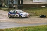 11. Maciej Kołdej i Karol Strzała - Peugeot 106.