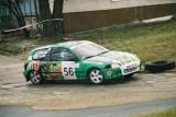 17. Przemysław Janik i Wiktor Stanis - Honda Civic VTi.