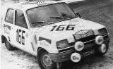 04. Jerzy Landsberg i Marek Muszyński - Renault 5 TS.