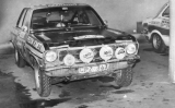 08. Karl Gernandt i Fergus Sager - Opel Ascona.