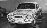 11. Alois Kridel, Leon Linden i Paul Dunkel - Ford Escort 2000 R