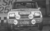 12. Jerzy Landsberg i Marek Muszyński - Renault 5 TS.