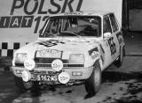 13. Jerzy Landsberg i Marek Muszyński - Renault 5 TS.