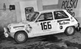 14. Jerzy Landsberg i Marek Muszyński - Renault 5 TS.