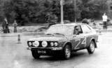 13. Ryszard Ryzel - Fiat 128 Sport coupe 3 porte.