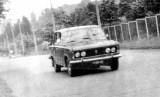 16. Jerzy Lipiński - Polski Fiat 125p/1500.