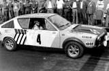 11. Attila Ferjancz i Ferenc Iriczfalvi - Renault 17 Gordini.