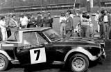 15. Maciej Stawowiak i Jacek Różański - Fiat 124 Abarth.