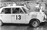 20. Jerzy Dobrzański i Antoni Ryniak - Polski Fiat 125p/1500.