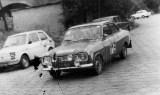 05. Krzysztof Winkowski i Bohdan Staniszewski - Ford Escort.