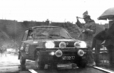 002. Tadeusz Dębowski i Krzysztof Szaykowski - Renault 5 Alpine.