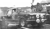 003. Marek Trzaskowski i Piotr Dąbkowski - Polski Fiat 125p/1600