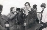 07. Marek Karczewski,Jerzy Stępkowski (z papierosem) i Andrzej J