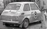 14. Piotr Dąbkowski i Andrzej Wodziński - Polski Fiat 126p.
