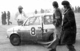 15. Piotr Dąbkowski i Andrzej Wodziński - Polski Fiat 126p.