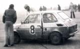 16. Piotr Dąbkowski i Andrzej Wodziński - Polski Fiat 126p.
