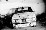 03. Alois Kridel, Lindel i Dunkel - Ford Escort RS 2000.