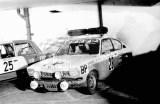 07. Henry Greder i Celigny - Opel Kadett GT/E.