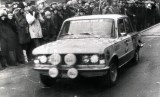 15. Marian Bień i Janina Jedynak - Polski Fiat 125p/Monte Carlo.