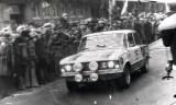 18. Maciej Stawowiak i Jan Czyżyk - Polski Fiat 125p/Monte Carlo
