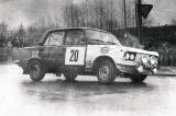 10. Wiktor Polak i Krzysztof Czarnecki - Polski Fiat 125p/1600.