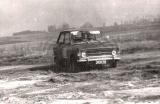 21. Krzysztof Świętochowski i Tadeusz Świętochowski - Fiat 128.