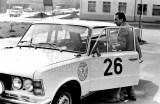 002. Polski Fiat 125p/1500 Ryszarda Pluchy.