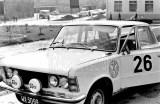 003. Polski Fiat 125p Ryszarda Pluchy.