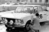 004. Polski Fiat 125p Ryszarda Pluchy.
