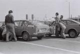 012. Załogi Fiatów 128 sport i 128 sport coupe 3 porte.