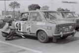019. Fiat 128 Rally Andrzeja Wodzińskiego i Jana Wojciechowskieg
