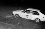 15. Ryszard Ryzel i Jacek Lewandowski - Fiat 128 Sport 3 porte.
